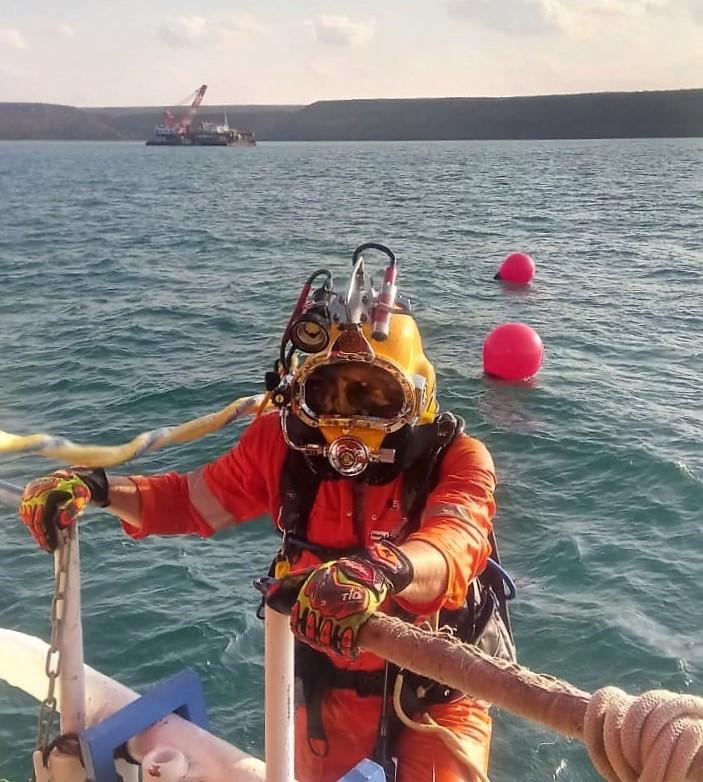 Doraleh Multi-Purpose Port (DMP) Wreck Removal Task Completed in